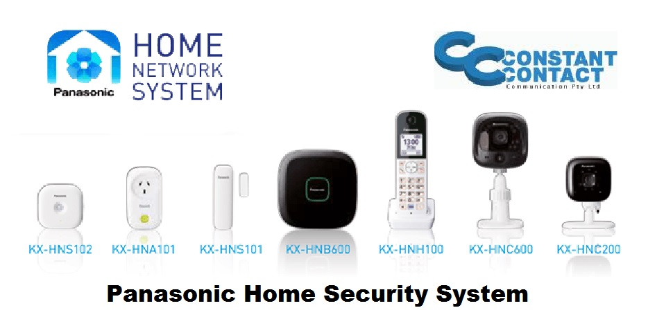 Panasonic Home Security System