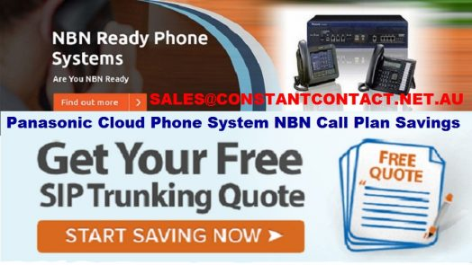 Panasonic Cloud Phone System