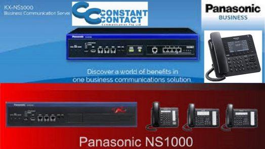 Panasonic KX-NS1000 Pure IP Phone System