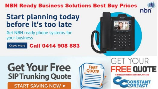 nbn business phone sysem